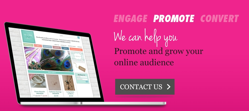 Promote Your Business, Products and Services