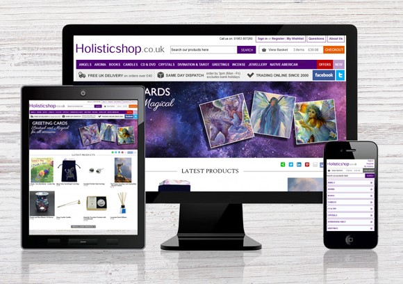 Affordable, bespoke ecommerce websites