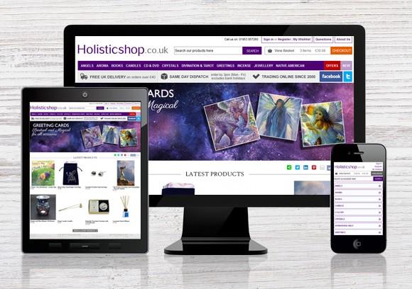 Affordable, bespoke ecommerce websites