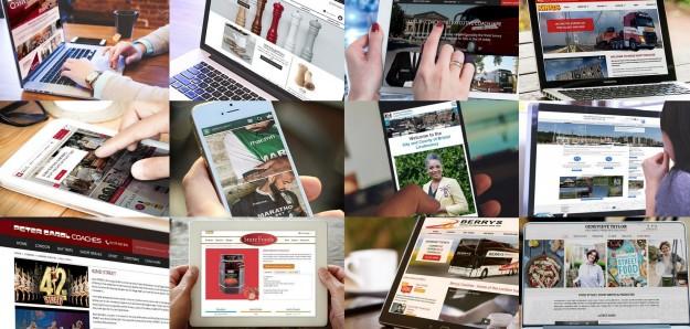 Website Design, Ecommerce Website Design & Build
