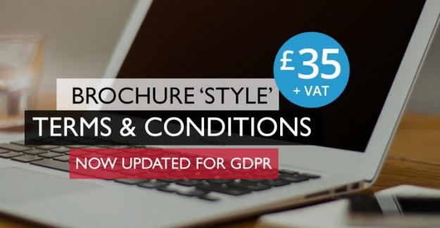 Create tailored terms and conditions for your website