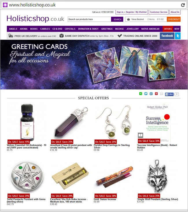 Holistic Shop